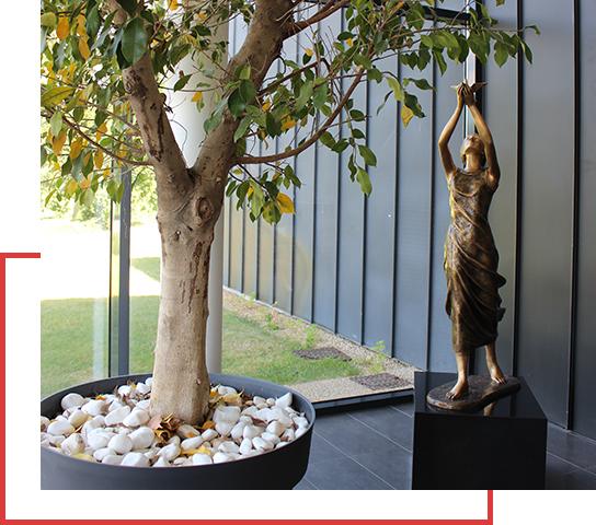 Exemple de statue - Guesdon Stéphane